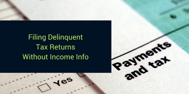 how-to-file-delinquent-tax-returns